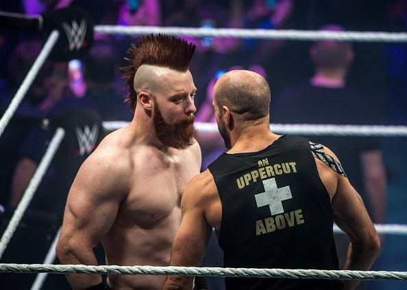 Extreme Rules 2017 results, Extreme Rules 2017, Cesaro, Sheamus, Jeff Hardy, Matt Hardy, Samoa Joe, Alexa Bliss
