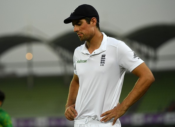 Cook could miss the final game of his career