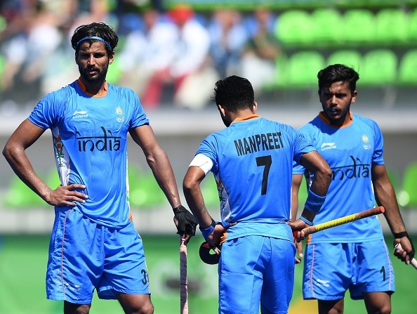 Rupinder Pal Singh, India hockey, India vs Belgium, three nations hockey