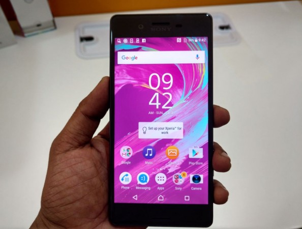 Sony Xperia X, Android Oreo,How to install