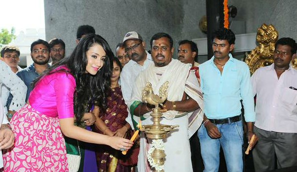 Trisha's Nayagi Movie Launch,Nayagi Movie Launch,Trisha,Trisha Krishnan,Nayagi Movie Launch pics,Nayagi Movie Launch images,Nayagi Movie Launch photos,Nayagi Movie Launch stills,Nayagi Movie Launch pictures