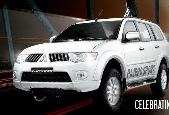 Mitsubishi Pajero Sport Automatic Launched In India at 23.55 Lakh