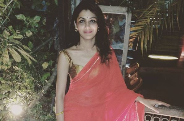 Sriti Jha started dating rumoured boyfriend Kunal Karan Kapoor before breaking up with her then boyfriend Harshad Chopra? Pictured: Sriti Jha