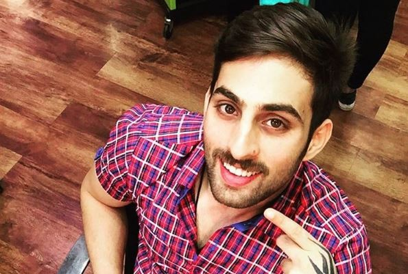 Swaragini actor Mayur Verma in Bigg Boss 10. Pictured: Mayur Verma