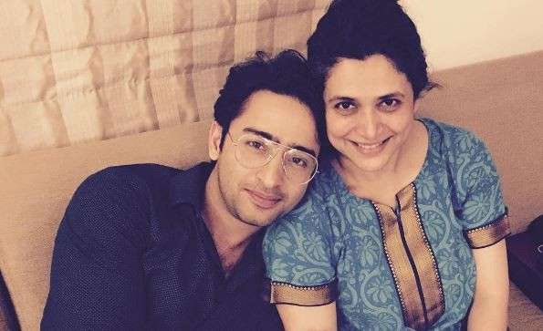 Shaheer Sheikh shares some photos of his niece