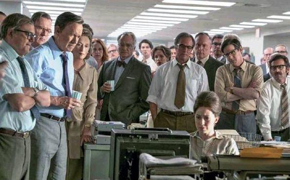 Steven Spielberg,The Post
