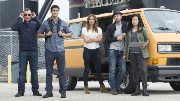 Team Scorpion