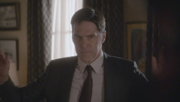 Thomas Gibson as Hotch