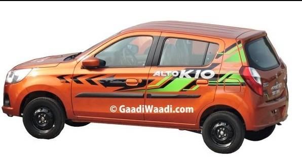 Maruti Alto K10 AMT India Launch on 3 November?