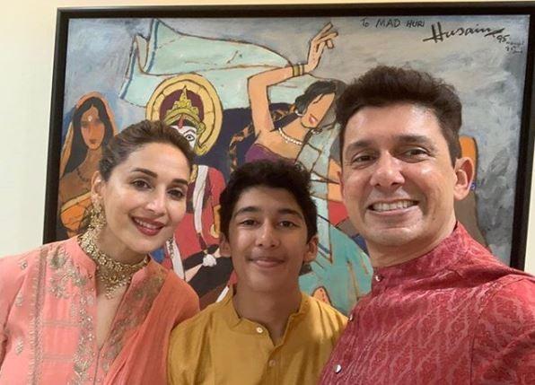 Madhuri Dixit Instagram