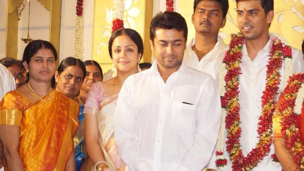 Suriya and Jyothika at SR Prabhu wedding,Suriya at SR Prabhu wedding,Jyothika at SR Prabhu wedding,Suriya and Jyothika,Suriya,Jyothika,Suriya pics,Suriya images,Suriya photos,Suriya stills,Suriya pictures,SR Prabhu wedding,SR Prabhu marriage