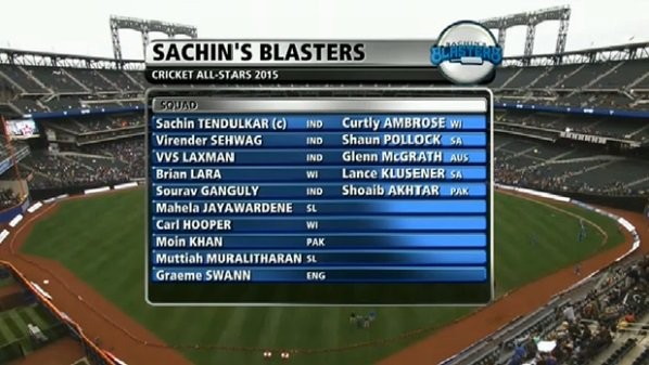 Cricket All-Stars,Sachin Blasters vs Warne Warriors,Sachin Blasters,Warne Warriors,Sachin Blasters vs Warne Warriors 1st T20,Sachin,shane warne,sachin tendulkar,Sachin Tendulkar vs Shane Warne