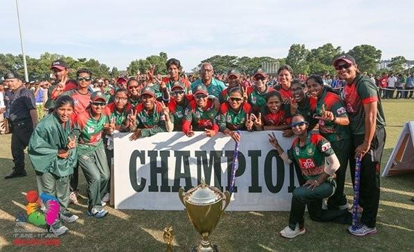 Bangladesh beat India,Bangladesh TRASH India,Women's T20 Asia Cup,Women's T20 Asia Cup 2018,Women's Asia Cup