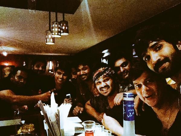 Manchu Manoj Bachelor's Party,Manchu Manoj,actor Manchu Manoj,Aadhi,nani,Manchu Manoj wedding,Manchu Manoj party,actor Manchu Manoj pics,Manchu Manoj pics,Manchu Manoj images,Manchu Manoj photos,Manchu Manoj stills