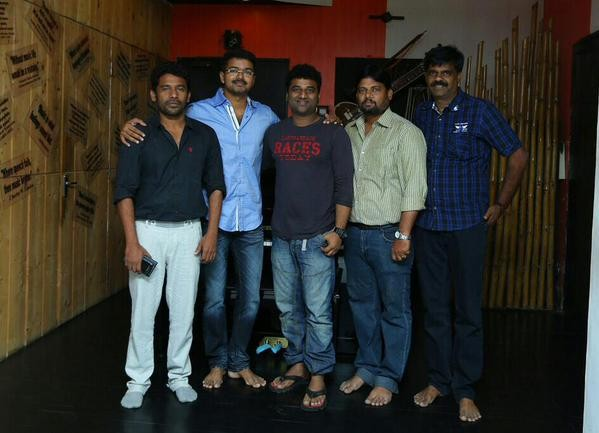 Vijay sings for Puli,Ilayathalapathy Vijay sings for Puli,puli,Ilayathalapathy Vijay,Ilayathalapathy Vijay in puli,Ilayathalapathy Vijay pics,Ilayathalapathy Vijay images,Ilayathalapathy Vijay stills,Ilayathalapathy Vijay photos,Vijay pics,Vijay images,Vi