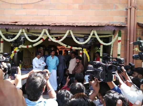 Vijay,Vijay 59 Movie Pooja,Vijay 59 Movie launch,Samantha,Amy Jackson,ilayathalapathy vijay,atlee,GV Prakash,Vijay 59 Movie Launch,Vijay 59 Movie Launch pics,Vijay 59 Movie Launch images,Vijay 59 Movie Launch photos,Vijay 59 Movie Launch stills
