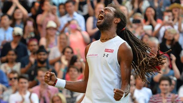Dustin Brown,Rafael Nadal,Wimbledon,Wimbledon 2015,Rafael Nadal loses,Dustin Brown vs Rafael Nadal