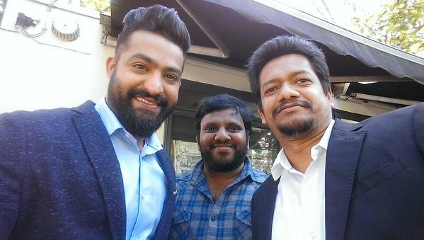 Jr NTR,Jr NTR's New Look for Sukumar's Movie,Jr NTR New Look,Jr NTR in Sukumar,actor Jr NTR,Jr NTR new pics,Jr NTR pics,Jr NTR images,Jr NTR photos,Jr NTR stills,Jr NTR pictures