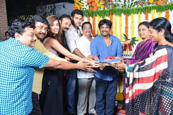 Varun Tej's Loafer Movie Launch,Loafer Movie Launch,Loafer,telugu movie Loafer,Director Puri Jagannadh,Disha Patani,C Kalyan,Nagababu,Loafer Movie Launch pics,Loafer Movie Launch images,Loafer Movie Launch stills,Loafer Movie Launch photos