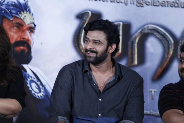 Prabhas at Baahubali Success Meet,Baahubali Success Meet,Baahubali Success Meet pics,Baahubali Success Meet images,Baahubali Success Meet photos,Baahubali Success Meet stills,Baahubali Success Meet pictures,Prabhas,actor Prabhas,Prabhas latest pics,Prabha