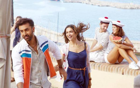 Tamasha With Ranbir Kapoor and Deepika Padukone,Tamasha movie stills,Tamasha movie pics,Tamasha movie images,Tamasha movie photos,Tamasha movie pictures,Ranbir Kapoor and Deepika Padukone,Ranbir Kapoor,Deepika Padukone