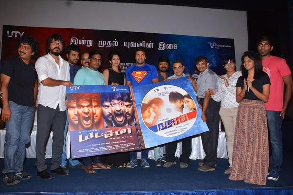 Yatchan Audio Launch,Yatchan music launch,Yatchan,arya,Yatchan Audio Launch Pictures,Yatchan Audio Launch pics,Yatchan Audio Launch images,Yatchan Audio Launch photos,Yatchan Audio Launch stills