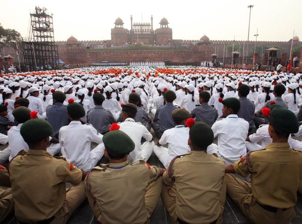 Independence Day 2015,Independence Day,Independence Day 2015 Rehearsal at RedFort,Independence Day 2015 Rehearsal,Independence Day Rehearsal at RedFort,Independence Day Rehearsal,Independence Day celebration,Independence Day 2015 celebration