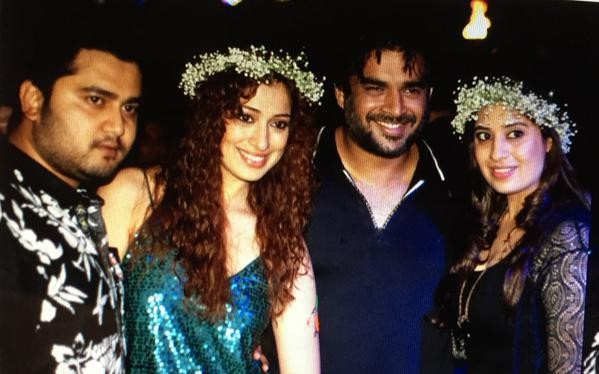 Madhavan,Prabhu Deva,Raai Laxmi Birthday Celebrations,Raai Laxmi Birthday,Raai Laxmi Birthday party,Raai Laxmi,actress Raai Laxmi,Raai Laxmi Birthday Celebrations pics,Raai Laxmi Birthday Celebrations images,Raai Laxmi Birthday Celebrations photos,Raai La