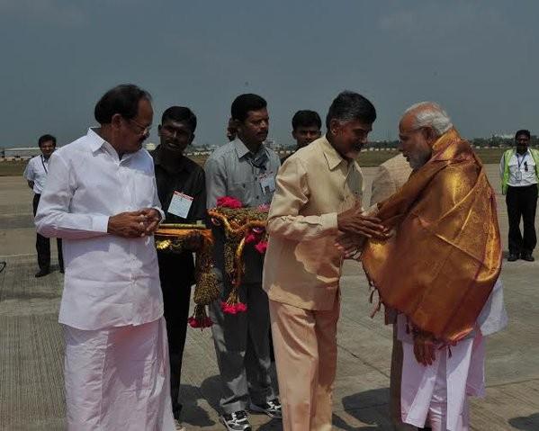 Narendra Modi,Andhra Pradesh,Andhra Pradesh new capital Amaravati,Amaravati,Andhra Pradesh capital Amaravati,Guntur,Chandrababu Naidu