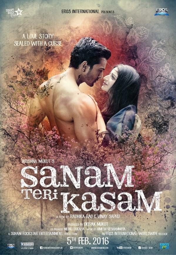 Sanam Teri Kasam,Sanam Teri Kasam first look,Sanam Teri Kasam poster,Harshvardhan Rane,Mawra Hocane