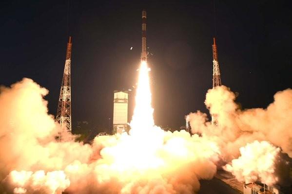 PSLV-C29,ISRO,PSLV-C29 launched successfully,Satish Dhawan Space Centre,Sriharikota
