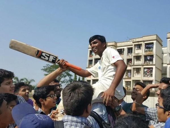 Pranav Dhanawade,Under-16 Mumbai cricketer Pranav Dhanawade,Mumbai cricketer Pranav Dhanawade,1000 runs in an innings,AEJ Collins,Mahendra Singh Dhoni,Prithvi Shaw,next sachin