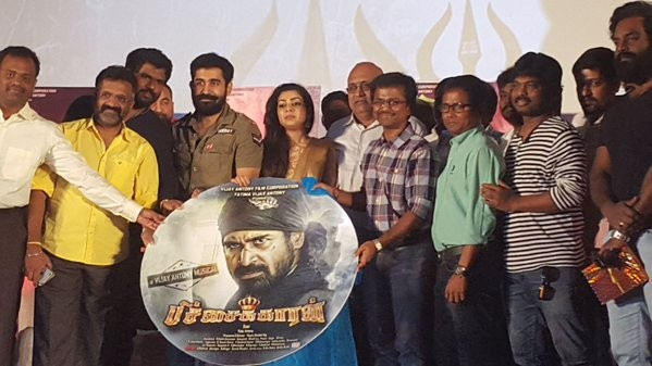 Pichaikkaran Audio Launch,AR Murugadoss,AR Murugadoss at Pichaikkaran Audio Launch,Vijay Antony's Pichaikkaran Audio Launch,Vijay Antony,Satna Titus,Pichaikkaran Audio Launch pics,Pichaikkaran Audio Launch images,Pichaikkaran Audio Launch photos,Pich