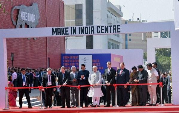Modi inaugurates Make In India Centre,Make In India,Prime Minister Narendra Modi's 'Make in India',Prime Minister Narendra Modi's 'Make in India' programme,Modi inaugurates Make In India,PM Narendra Modi,Narendra Modi