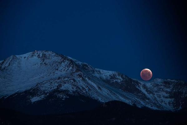 'Blood Moon' 2015