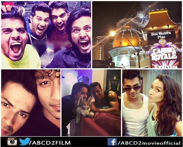 ABCD 2,ABCD 2 poster,Shraddha Kapoor,Varun Dhawan,Remo D'Souza,photos