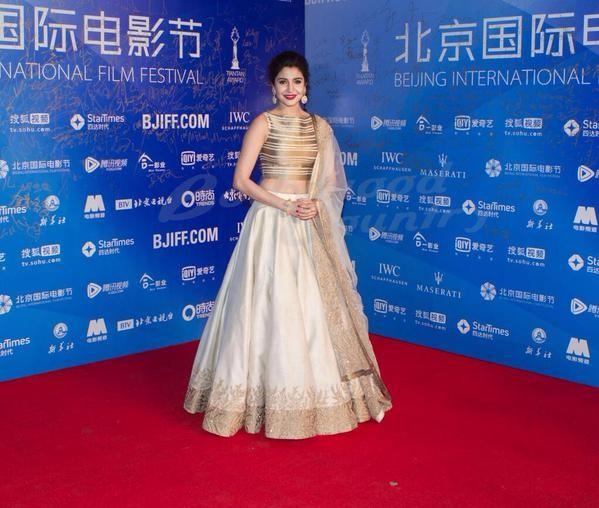 NH10,anushka sharma,Beijing International Film Festival,Anushka Sharma Beijing,NH10 screening Beijing,photos