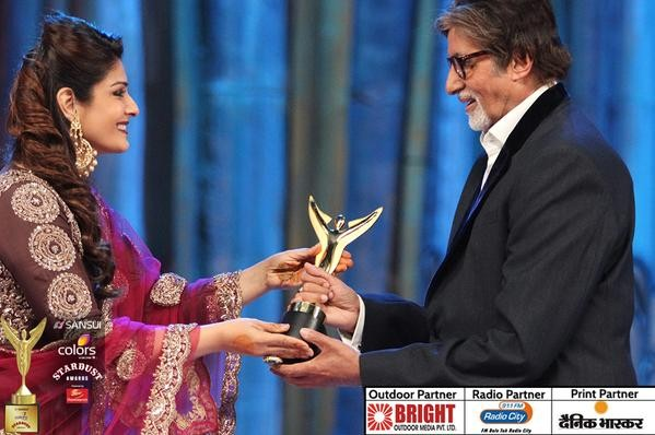 Amitabh Bachchan receives International Icon award
