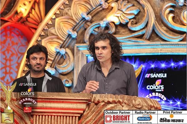 Imtiaz Ali bag the Searchlight award for Best Director