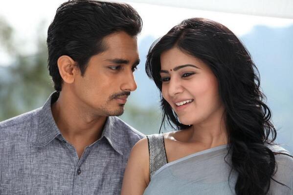 Sidharth and Samantha