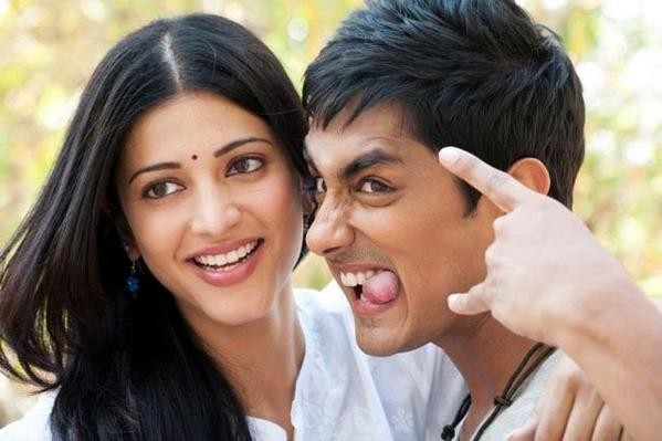 Shruti Haasan's Live-in relationship with Siddharth