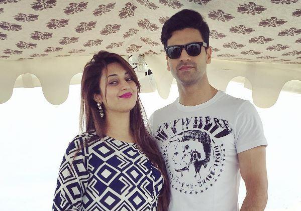 Yeh Hai Mohabbatein couple Divyanka and Vivek set for their honeymoon