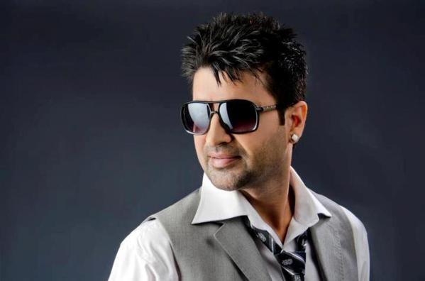 Punjabi Singer Dharampreet