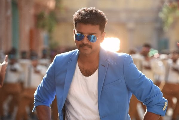 Vijay in Theri