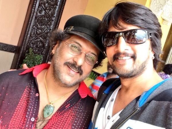 V. Ravichandran and Sudeep