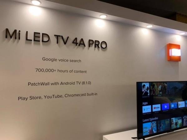Xiaomi launches Mi TV 4 Pro 55-Inch, Mi TV 4A Pro 49-Inch