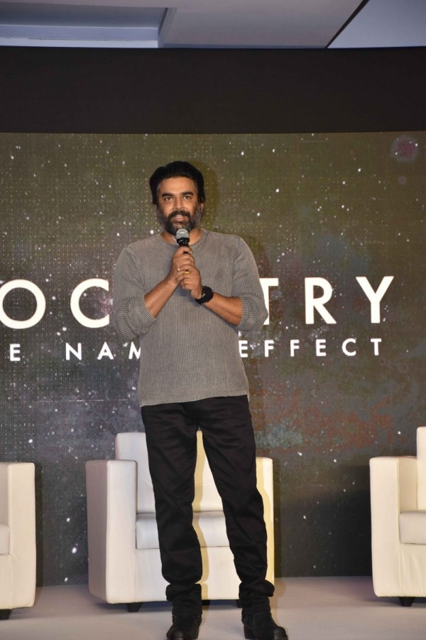 Rocketry - The Nambi Effect,Rocketry - The Nambi Effect teaser,Rocketry - The Nambi Effect teaser launch,R Madhavan,Ananth Mahadevan
