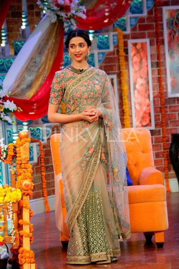Piku,Deepika Padukone,Piku promotion,comedy nights with kapil,upcoming film,photos