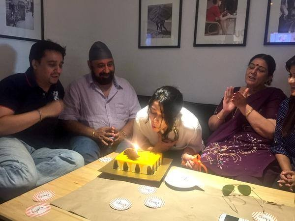 Charmme Kaur Birthday Celebration Pics