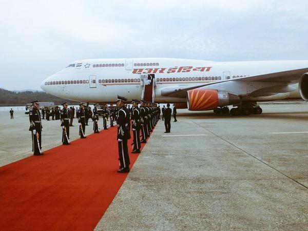 PM Narendra Modi in Seoul,Narendra Modi in Seoul,Narendra Modi,modi,Prime Minister Narendra Modi,three nation tour,modi three-nation tour,Seoul,Narendra Modi latest pics,Narendra Modi latest images,Narendra Modi pics,Narendra Modi images